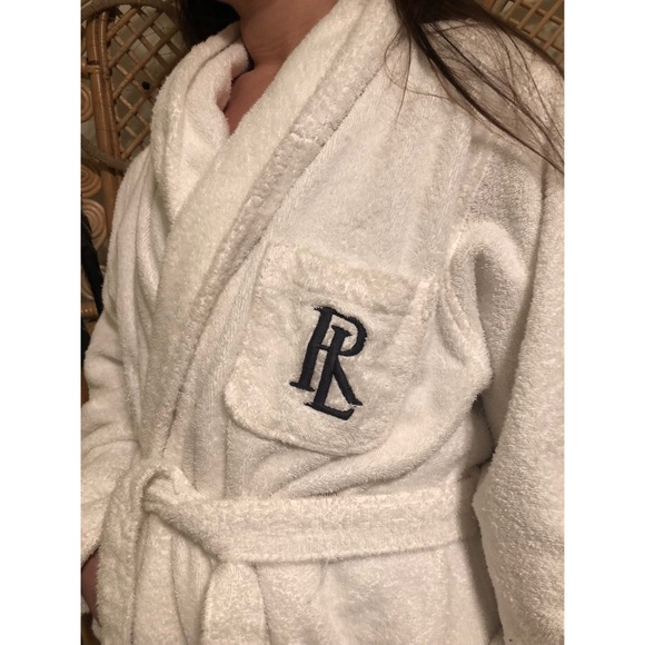 most popular top-rated newest special discount Ralph Lauren Terry Cloth Kimono Robe
